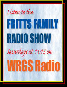 Fritts Family radio show
